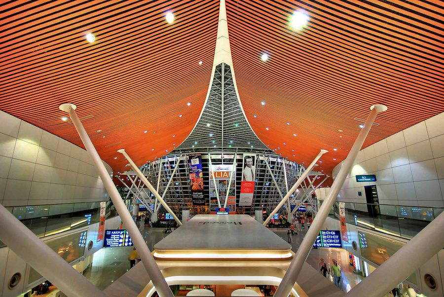 the kuala lumpur international airport klia
