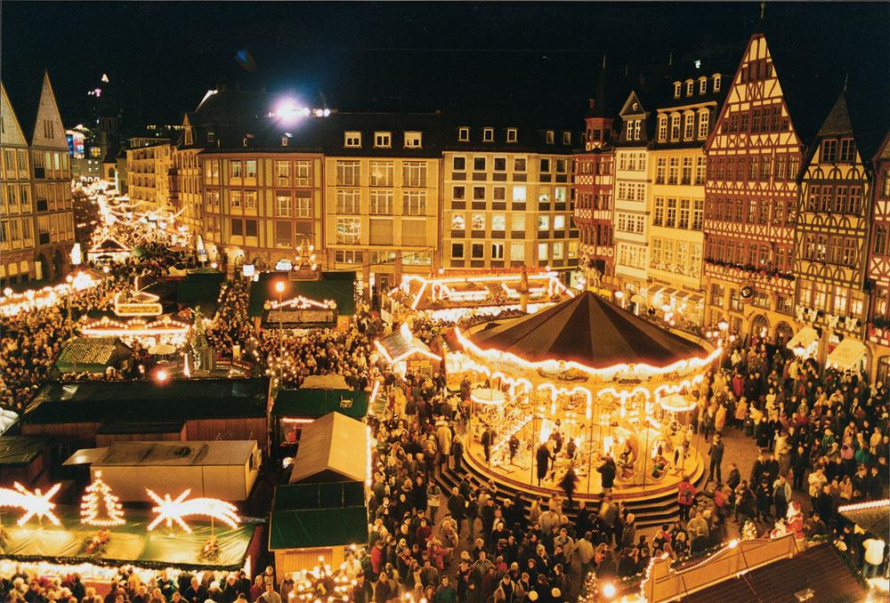 Как германия празднует новый год