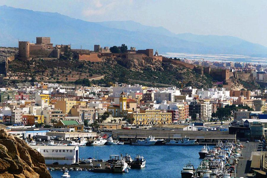 Альмерия испания туры